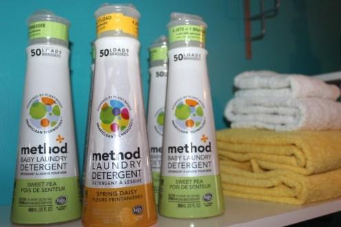 method Baby Laundry Detergent - Sweet Pea