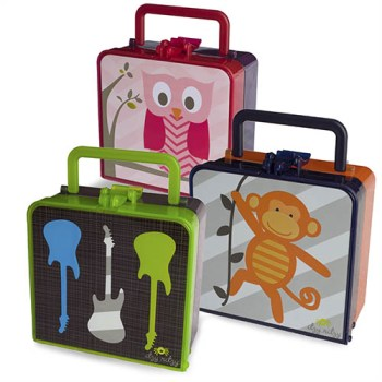Itzy Ritzy Lunch Happens Bento Lunch Box