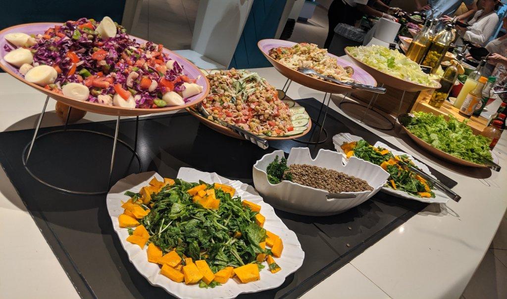 club med punta cana healthy food