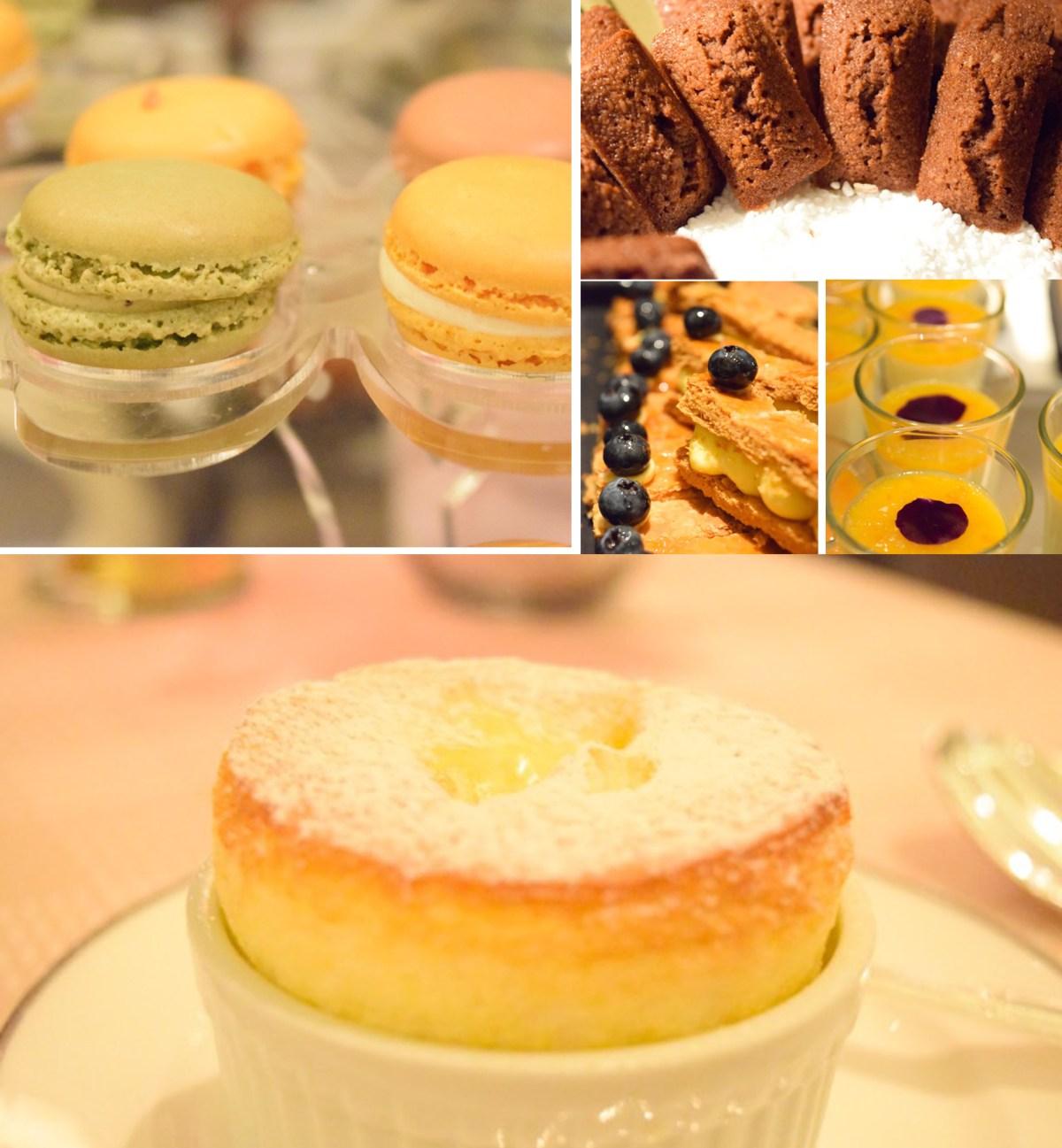 The Verandah - desserts