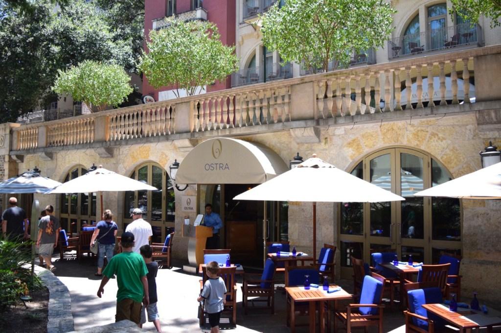 Ostra Restaurant Omni La Mansion Del Rio San Antonio