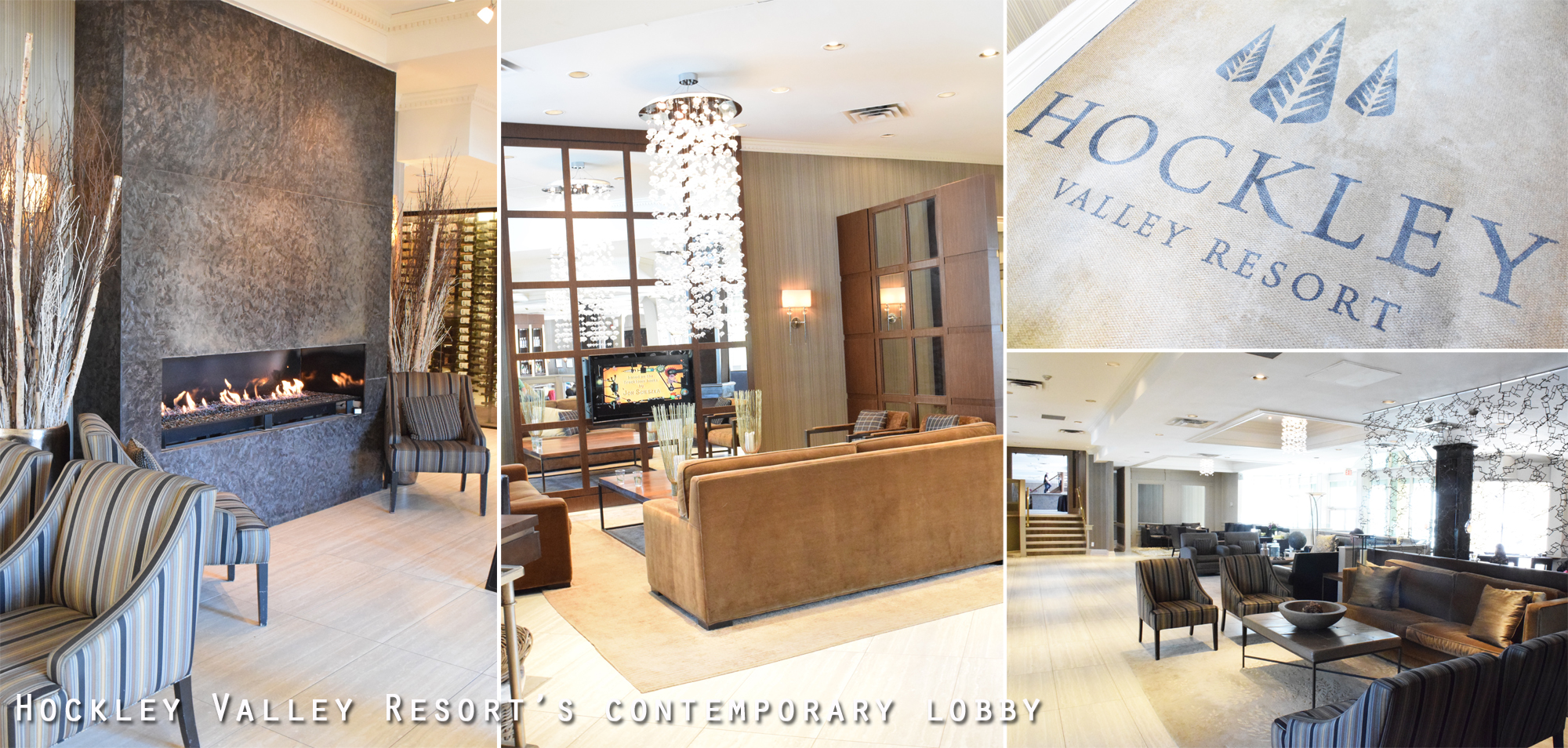 Hockley Valley lobby