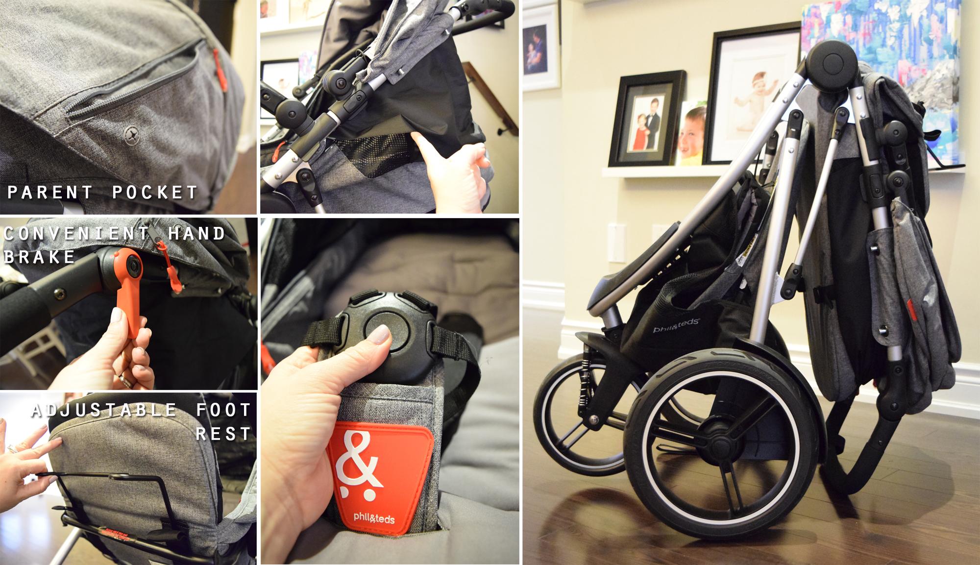 phil  teds Dash stroller  Mommy Gearest