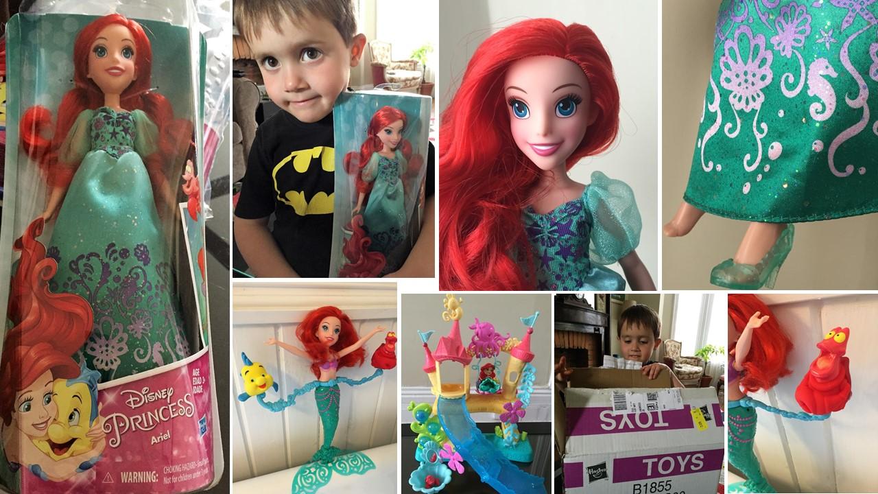Hasbro Disney princess Ariel