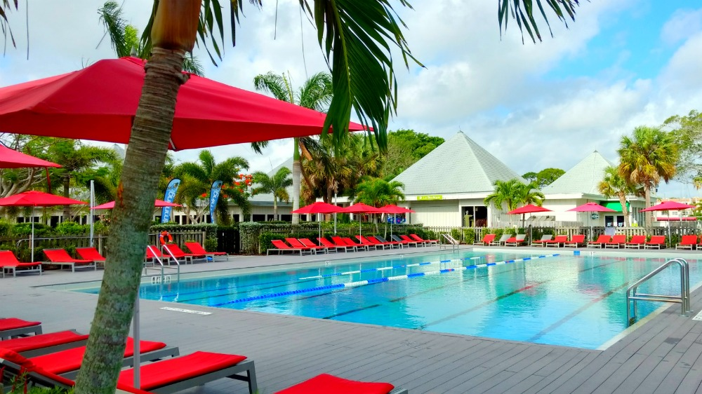 Pools at Club Med Sandpiper Bay