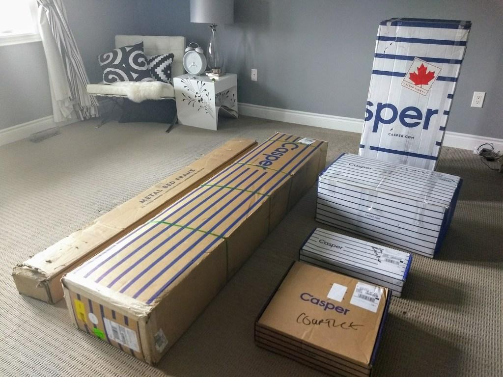 Casper free delivery