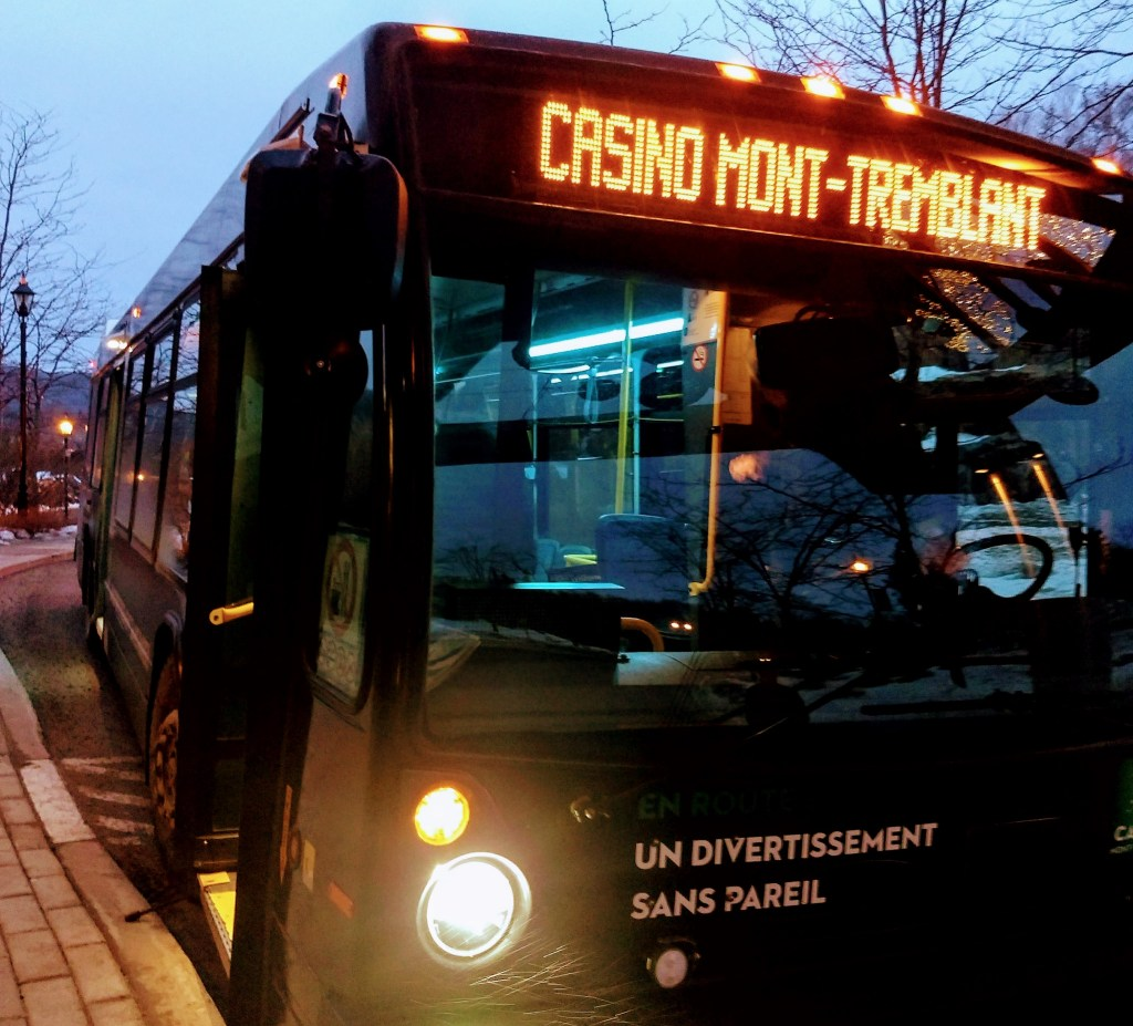 Free casino tremblant shuttle