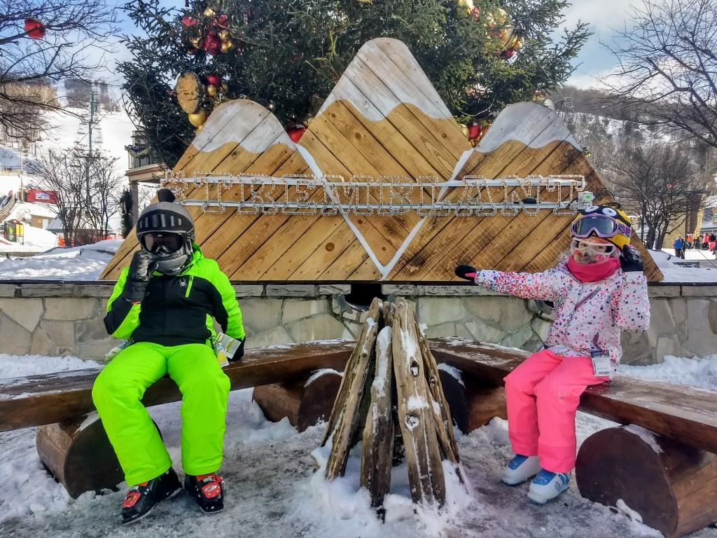 Best winter activities in Tremblant
