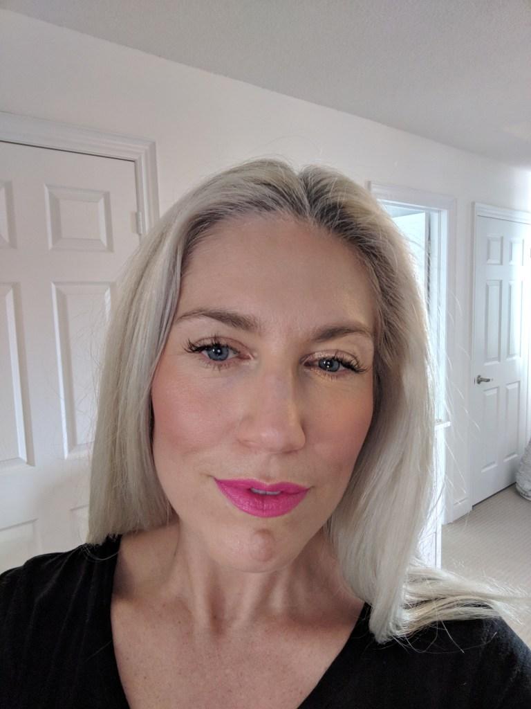 Charlotte Tilbury makeover