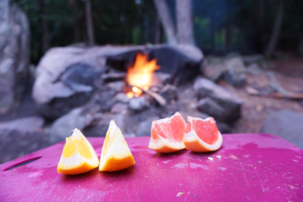 best camping food