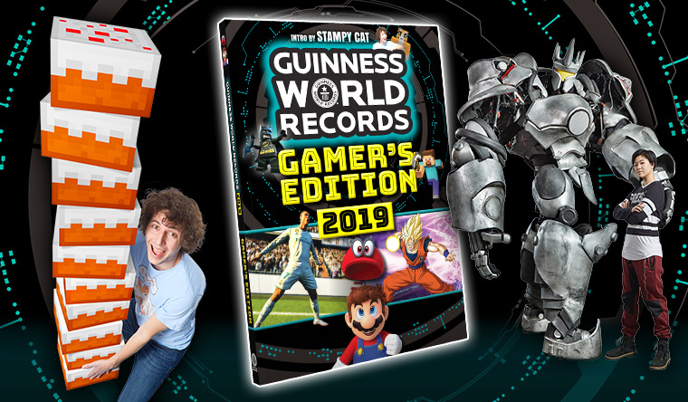 Guinness World Records Gamer edition