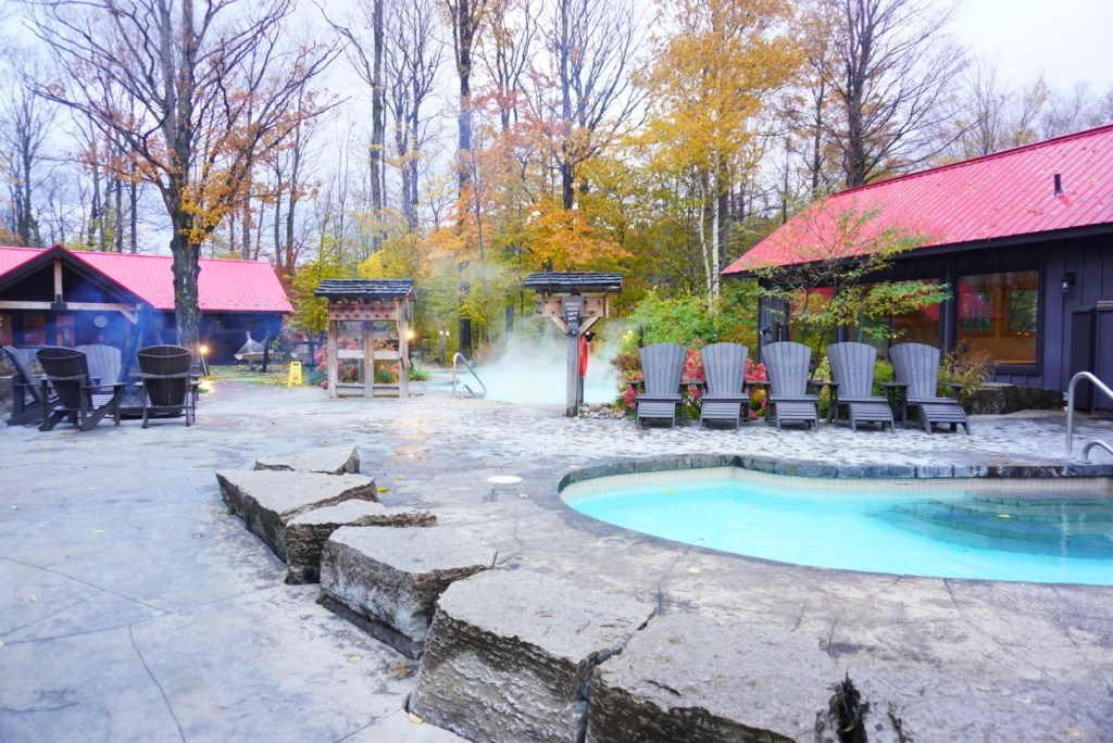Reviews of Scandinave spa