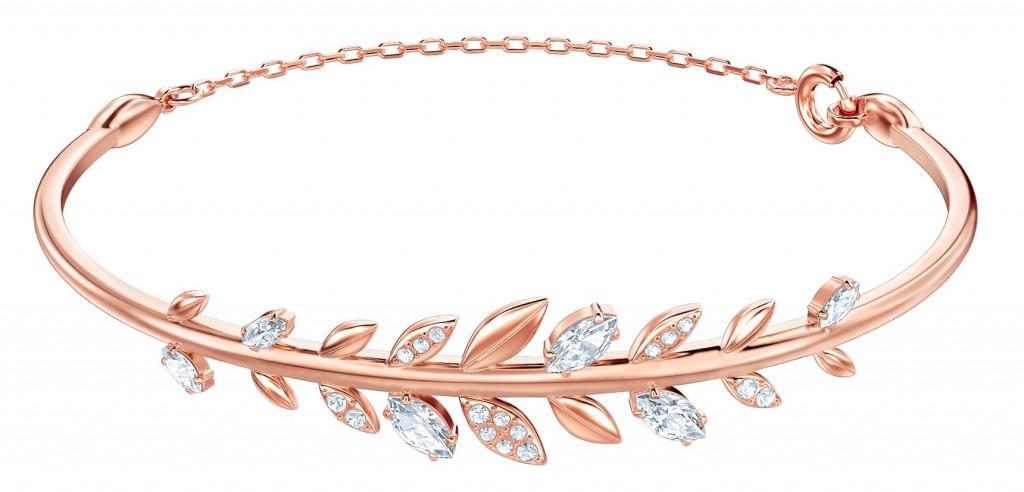 Swarovski mayfly bracelet