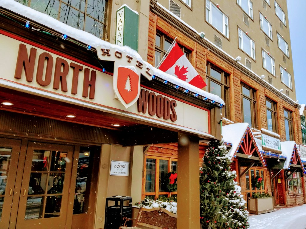 Hotel North Woods reviews