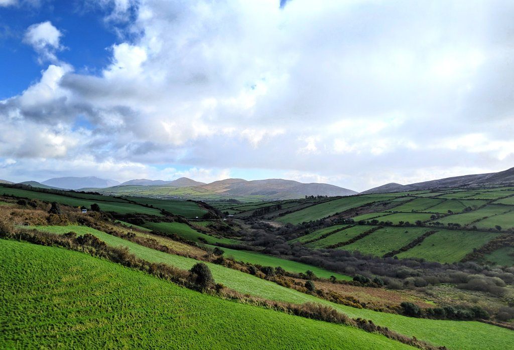 best one week driving tour of Ireland
