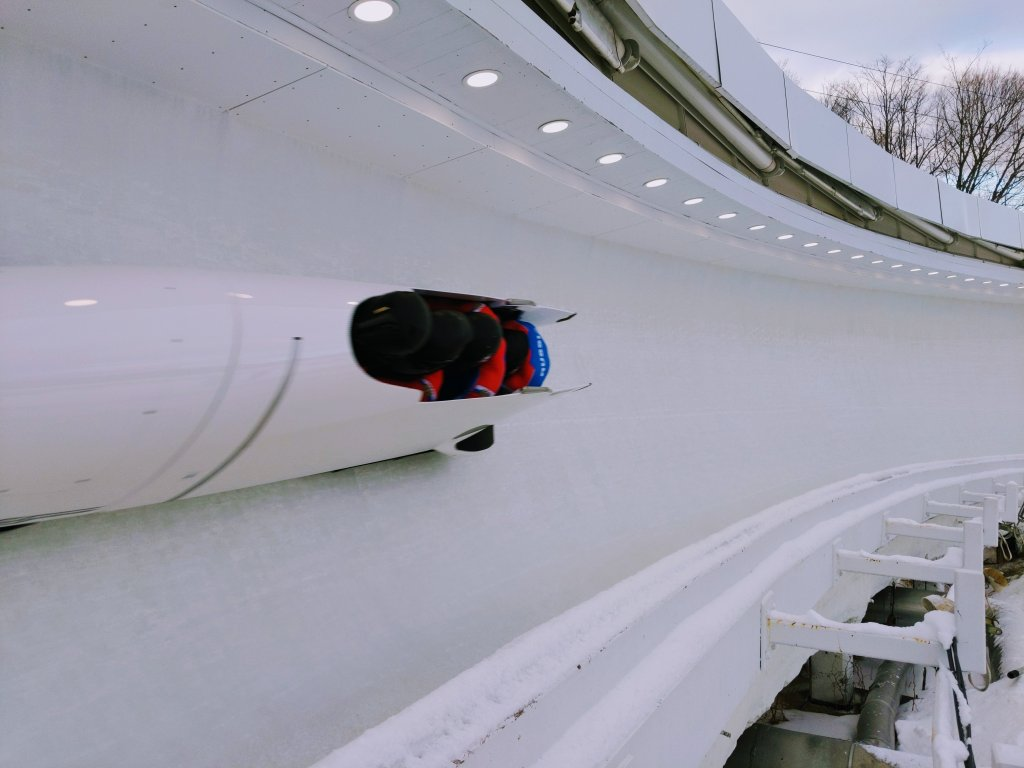 bobsled experience lake placid
