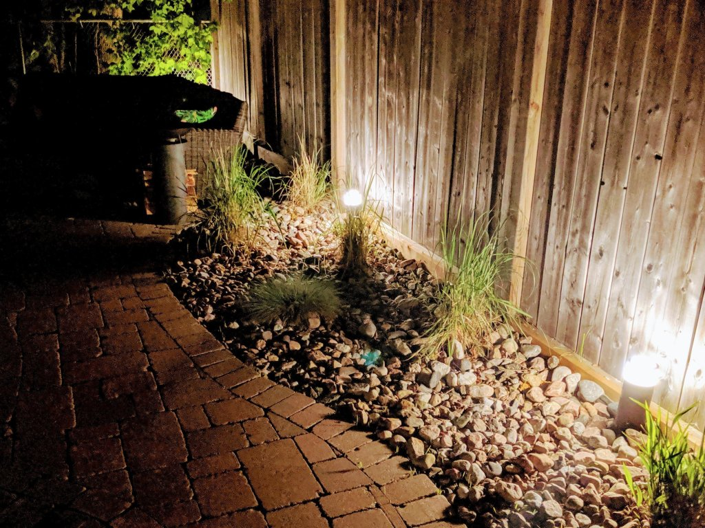 best backyard lighting products