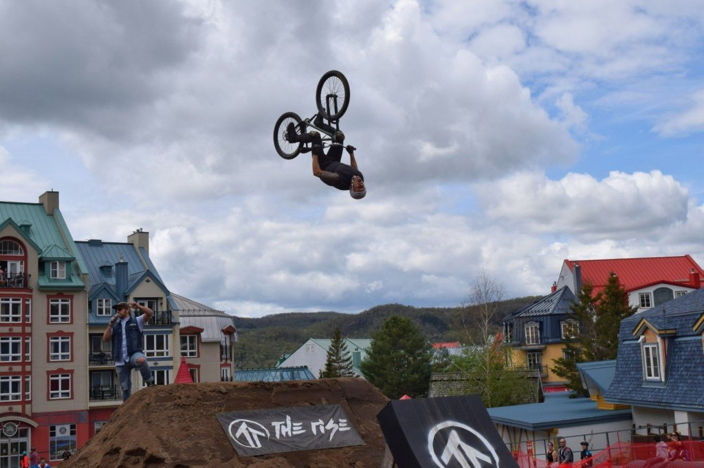 crossroads tremblant bike festival