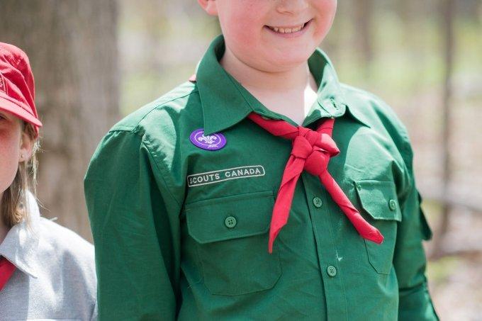 scout knots