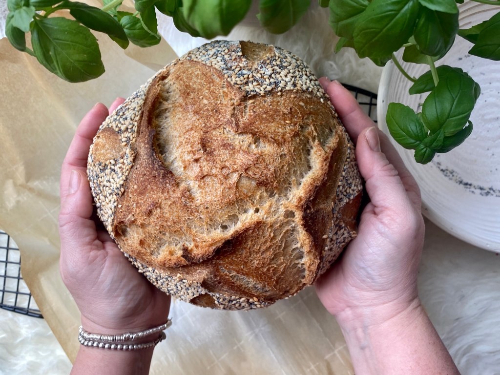 making bread without yeast
