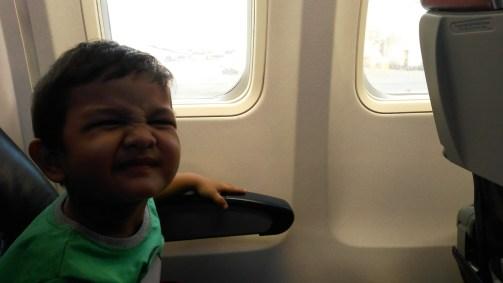 On our way to Chennai