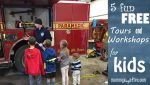 Free Tours and Workshops for Kids
