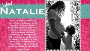 Natalie's Road to Motherhood: An Adoption Story