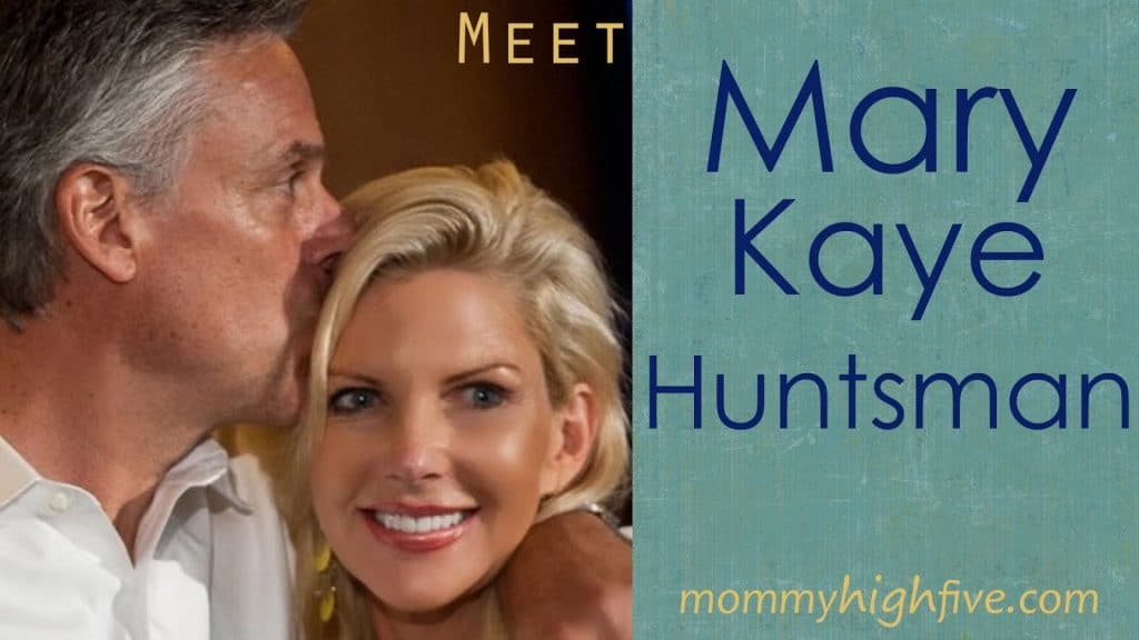 Meet Mary Kaye Huntsman - Mother of 7 and Former First Lady of Utah