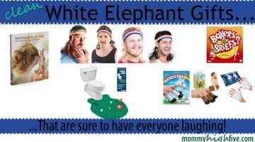 Best Christmas White Elephant Gift Ideas for 2018