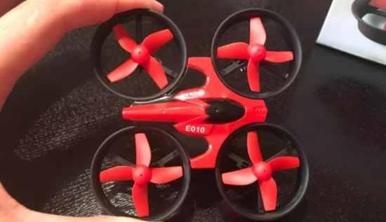 Mini Quadcopter Drone, EACHINE E010