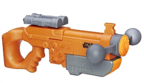 Star Wars Episode VII Super Soaker Chewbacca Bowcaster