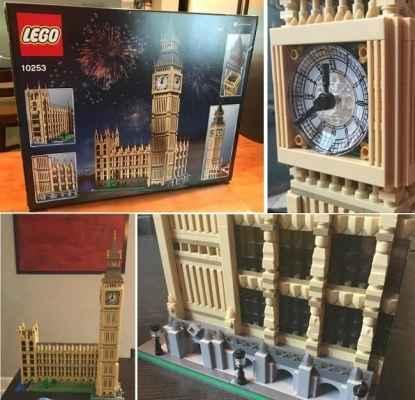 LEGO Creator Expert Big Ben Building Set