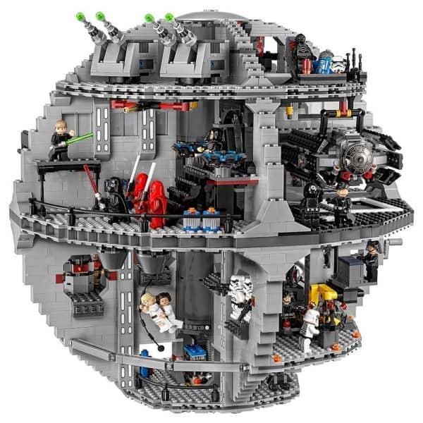 Lego Star Wars Death Star