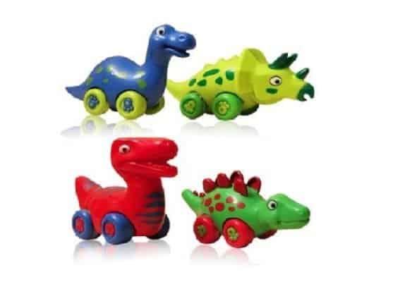 Dinosaur Toys for 2-year-old boys