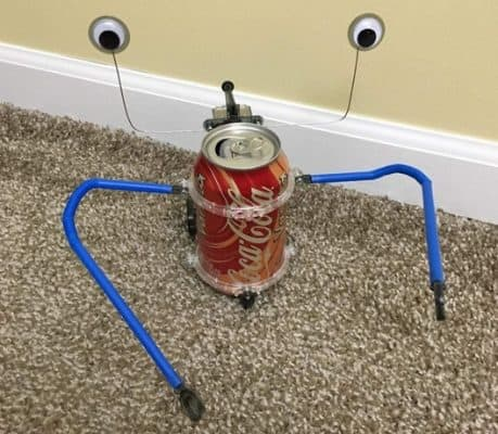 4M Tin Can Robot Robot Toys for 9-year-old boys