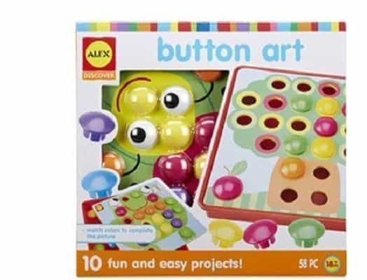 Art Toy for 2-year-old boy