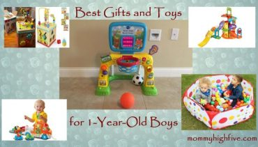 15 Best Gift Ideas and Toys for 1-Year-Old Boys 2018