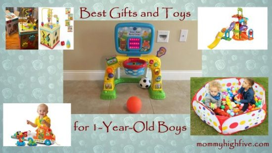 Toys For 1 Year Old : 15 best gift ideas and toys for 1 year old boys 2018