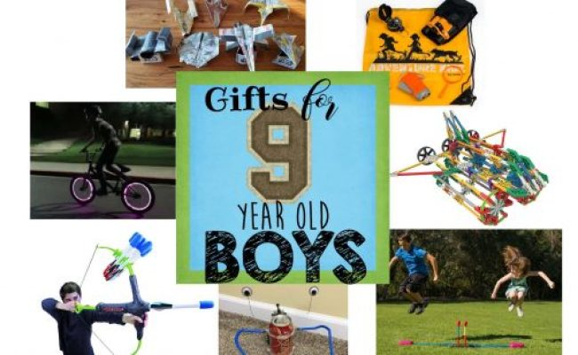 25 Best Gifts And Toys For 9 Year Old Boys 2019 Mommy