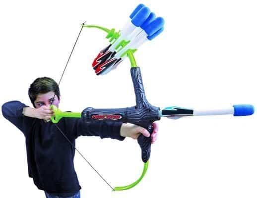 Marky Sparky Faux Bow 3 Archery for 9-year-old boy