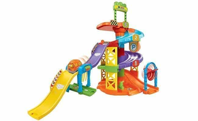 VTech Go! Go! Smart Wheels Spinning Spiral Tower Playset.jpg