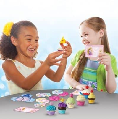 Disney Princess Enchanted Cupcake Party Game
