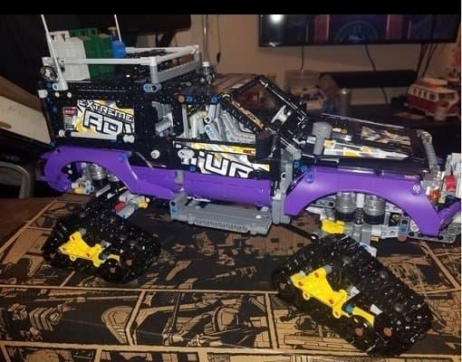 LEGO Technic Extreme Adventure 42069
