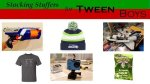 Stocking Stuffers and Budget Christmas Gifts for Tween Boys