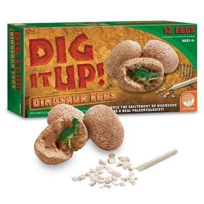 Dig It Up! Dinosaur Eggs for Kids
