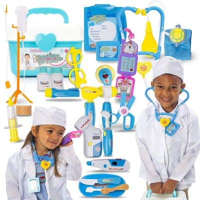 Joyful Premium Doctor Play Set