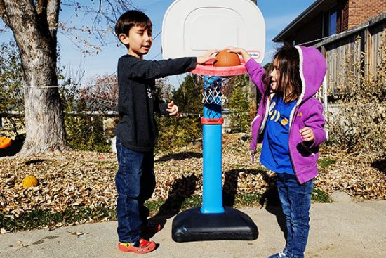 Top 10 Fun Basketball Hoops for Toddlers and Preschoolers