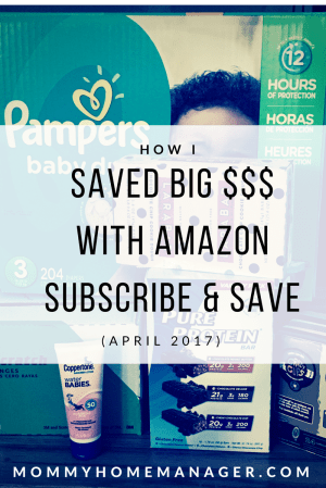 Great Deals on Amazon Subscribe & Save (Updated Monthly)