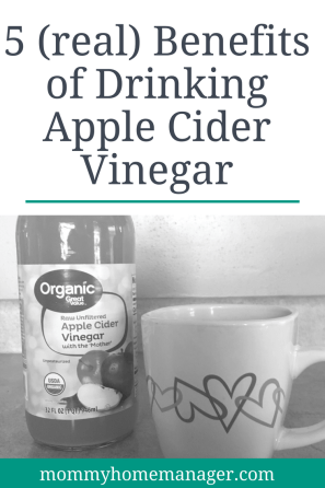 What really happened when I started an apple cider vinegar regimen