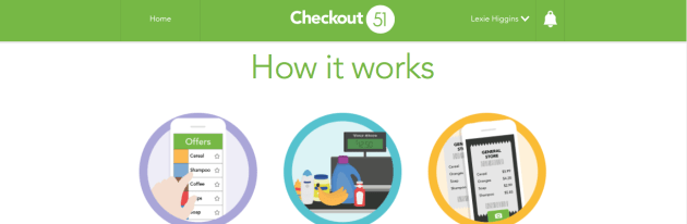 Checkout 51 via My Favorite Money Saving Apps and Websites at Mommy: Home Manager